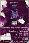 Concert Funk Rock Hotel in Fratelli Studios