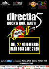 Concert Directia 5 - Rock'n Roll Baby la Hard Rock Cafe
