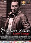 Love Songs cu Stefan Stan la Hard Rock Cafe - ANULAT