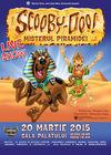 Spectacol Scooby Doo Live Show la Sala Palatului