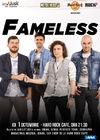 Trupa lui Tiberiu Albu, FAMELESS, revine la Hard Rock Cafe pe 1 octombrie