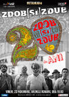 Concert aniversar - Zdob si Zdub 20 de ani si album nou pe 17 ianuarie la Bucuresti