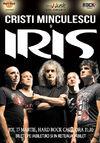 Cristi Minculescu si IRIS canta pe 17 martie la Hard Rock Cafe