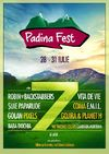 Padina Fest 2016 - editie aniversara