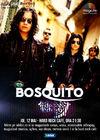 BOSQUITO canta pe 12 mai la Hard Rock Cafe din Bucuresti