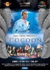 Zoli TOTH Project prezinta show-ul #COCOON in premiera la Hard Rock Cafe
