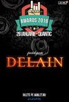 Concert Delain la METALHEAD Awards editia a Zecea