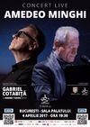 Concert Amedeo Minghi alaturi de Gabriel Cotabita