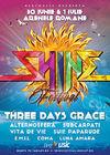 Three Days Grace vor canta la Shine Festival 2017