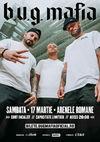 Concert B.U.G. Mafia la Arenele Romane (cort)