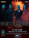 Disturbed in premiera in Romania