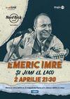 Concert Emeric Imre pe 2 aprilie