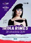 Concert Irina Rimes pe 20 octombrie la Hard Rock Cafe