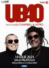 Concert UB40 feat. Ali Campbell si Astro