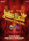 Judas Priest - 50 Heavy Metal Years pe 18 iulie 2022