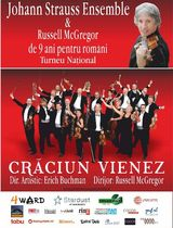 Craciun Vienez: Turneu national Johann Strauss Ensemble