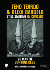 Concert Teho Teardo & Blixa Bargeld in Club Control