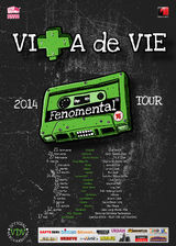 Turneu Fenomental - Concert Vita de Vie in Club Live