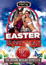 Friday Easter Bunny Hunt in Old City