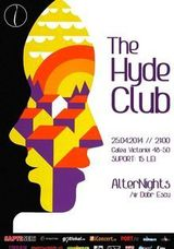 Concert The Hyde Club in Question Mark