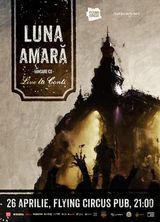 Concert Luna Amara in Flying Circus Pub