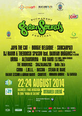 Bucharest GreenSounds Festival in Parcul Herastrau