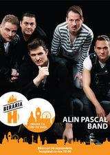Concert Alin Pascal Band in Beraria H