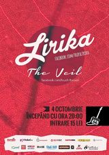 Concert Lirika & The Veil in Club Route 66