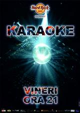Karaoke Night in Hard Rock Cafe