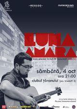 Concert Luna Amara la Clubul Taranului Roman