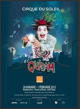 Cirque du Soleil revine la Bucuresti