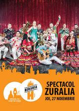 Spectacol: Spectacol ZURALIA la Beraria H