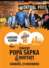 Concert: Popa Sapka & Invitati la Beraria H