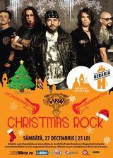 Christmas Rock cu Cargo la Beraria H