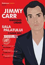 Stand-Up Comedy cu Jimmy Carr la Sala Palatului