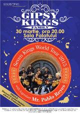 Concert The Gipsy Kings la Sala Palatului pe 30 martie - REPROGRAMAT