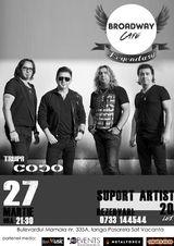Concert trupa COCO in Broadway Constanta pe 27 martie