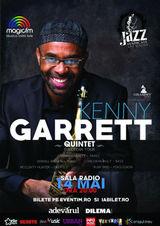 Concert Kenny Garrett la Sala Radio pe 14 mai