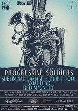 Concert Progressive Soldiers in Question Mark pe 15 mai