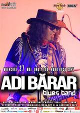 Concert Adi Barar Band in Hard Rock Cafe Bucuresti