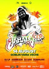 Jamalski live@ Goblin Vama Veche