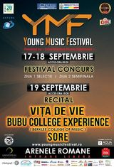 Young Music Festival - concurs muzical ce transforma talentele in artisti