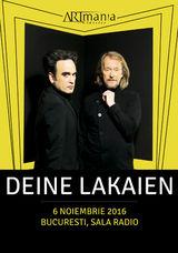 ARTmania Classics prezinta Deine Lakaien in concert extraordinar la Sala Radio