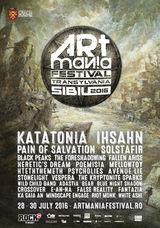 Katatonia, Ihsahn, Pain of Salvation si Solstafir la ARTmania 2016