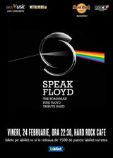 Tribut Pink Floyd cu Speak Floyd