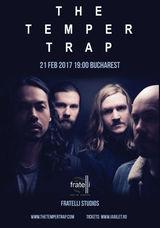 The Temper Trap din Australia concerteaza pe 21 februarie la Bucuresti