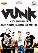 VUNK - #rocktheladies