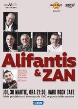 Concert Nicu Alifantis & Zan