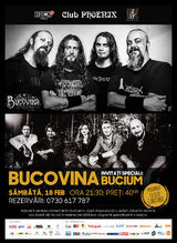 Music For Autism: Concert caritabil Bucovina si Bucium pe 18 februarie in Constanta