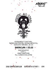 Concert Acoustic All Stars cu Macanache, E.M.I.L., Gray Matters, Till Lungs Collapse